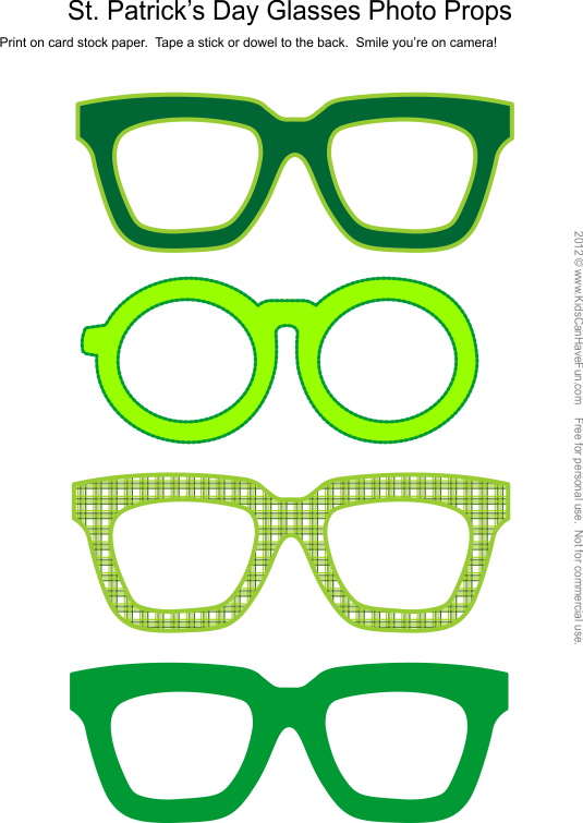 Create memorable moments with. Glasses clipart prop