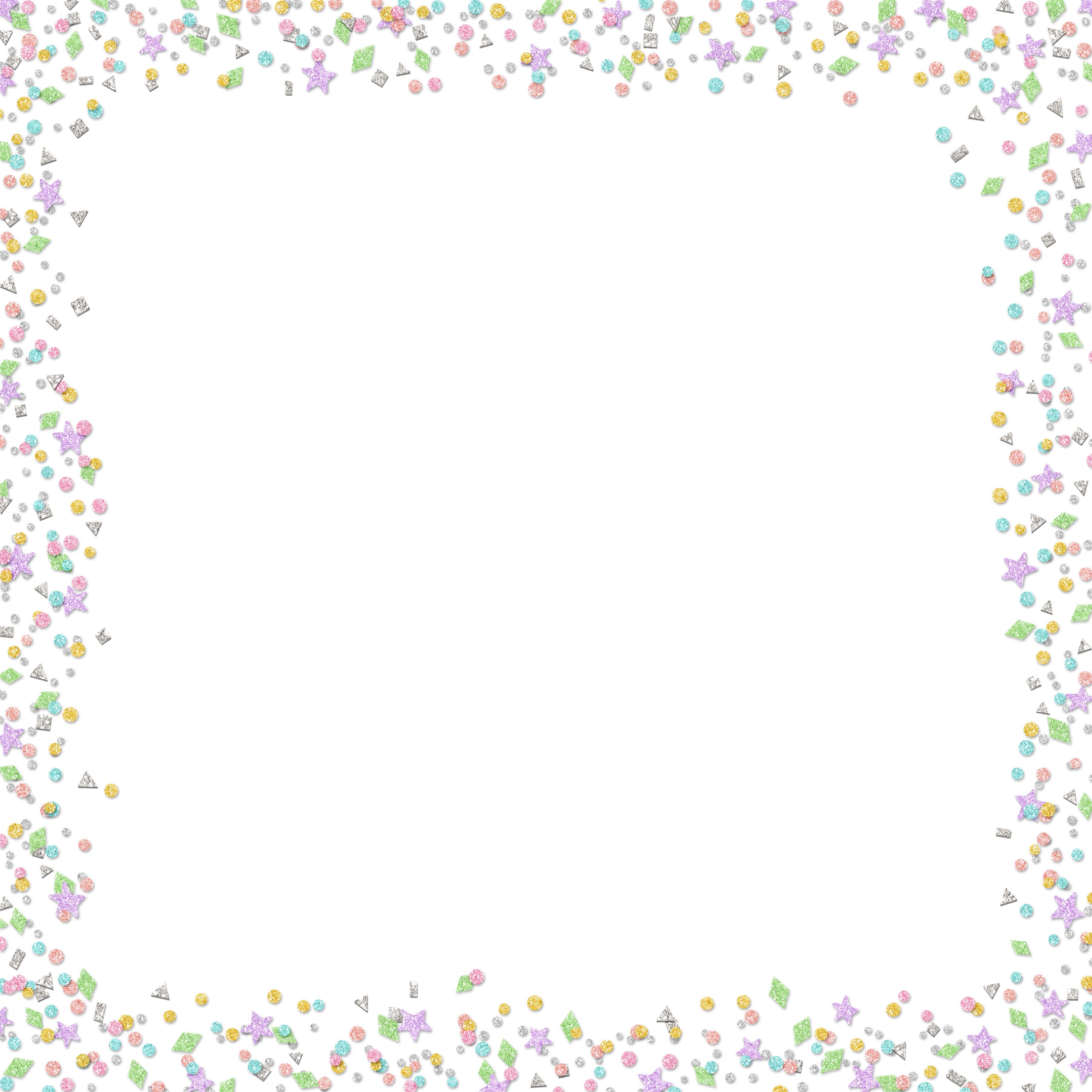 for free download. Glitter border png