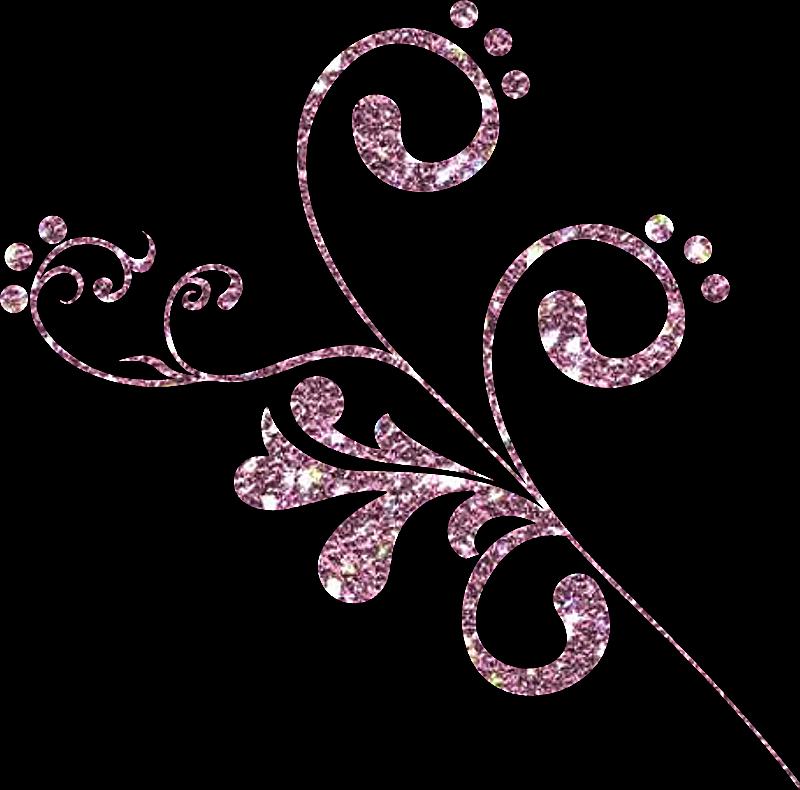 Lacarolita beautiful emotion png. Glitter clipart corner