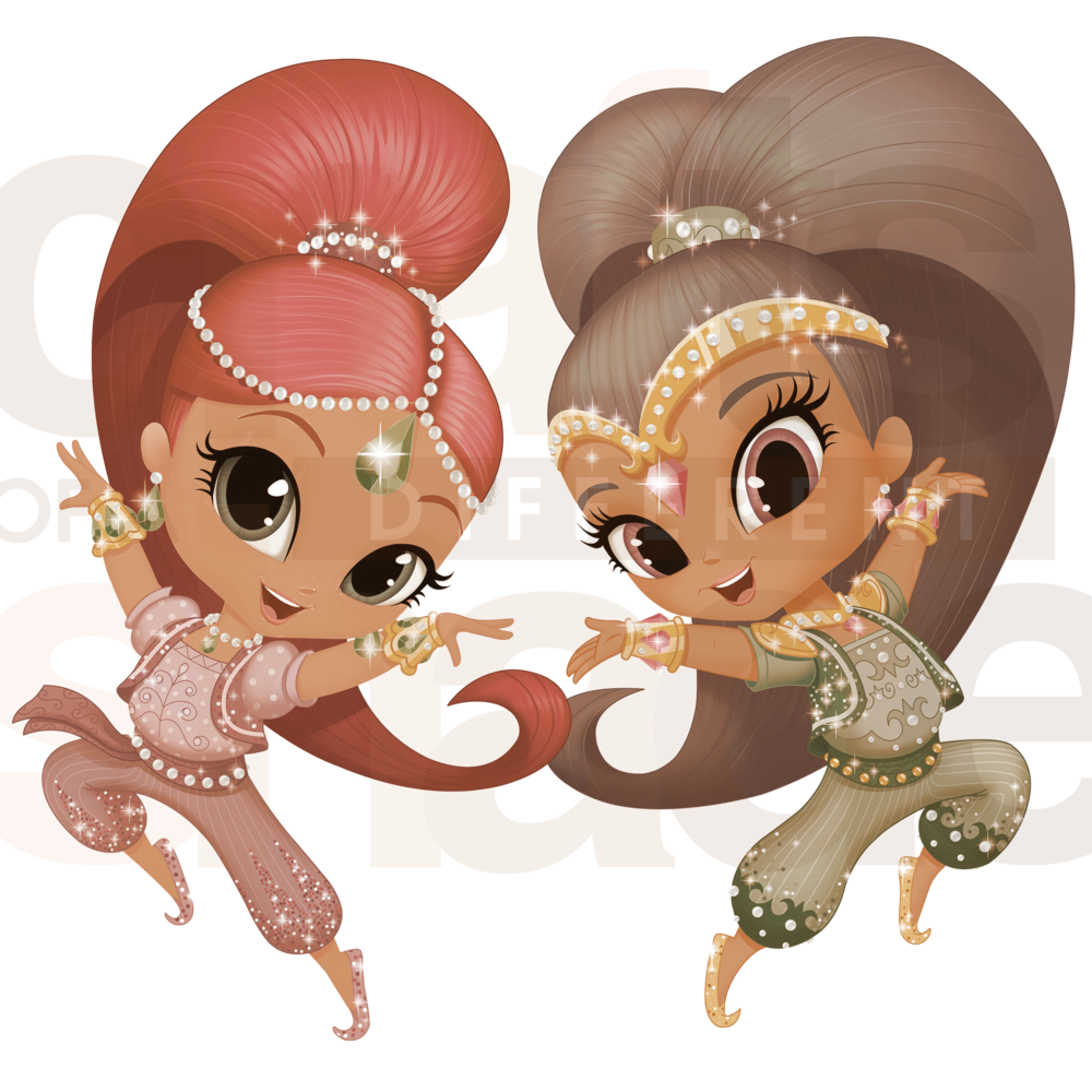 Brown shimmer and shine. Glitter clipart file