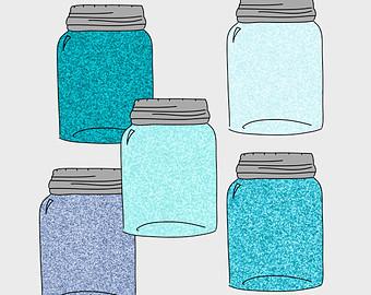 Cliparts clip art library. Glitter clipart glitter jar