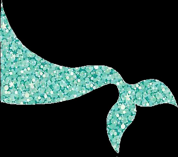 Glitter clipart green glitter. Mermaid mermaidtail terquoise pastels