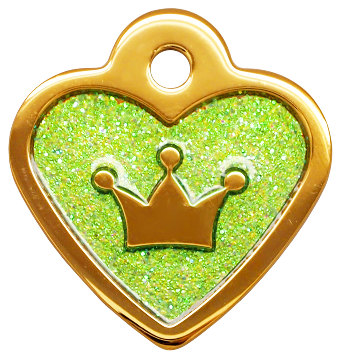 Glitter clipart green glitter. Therese tag pet accessories