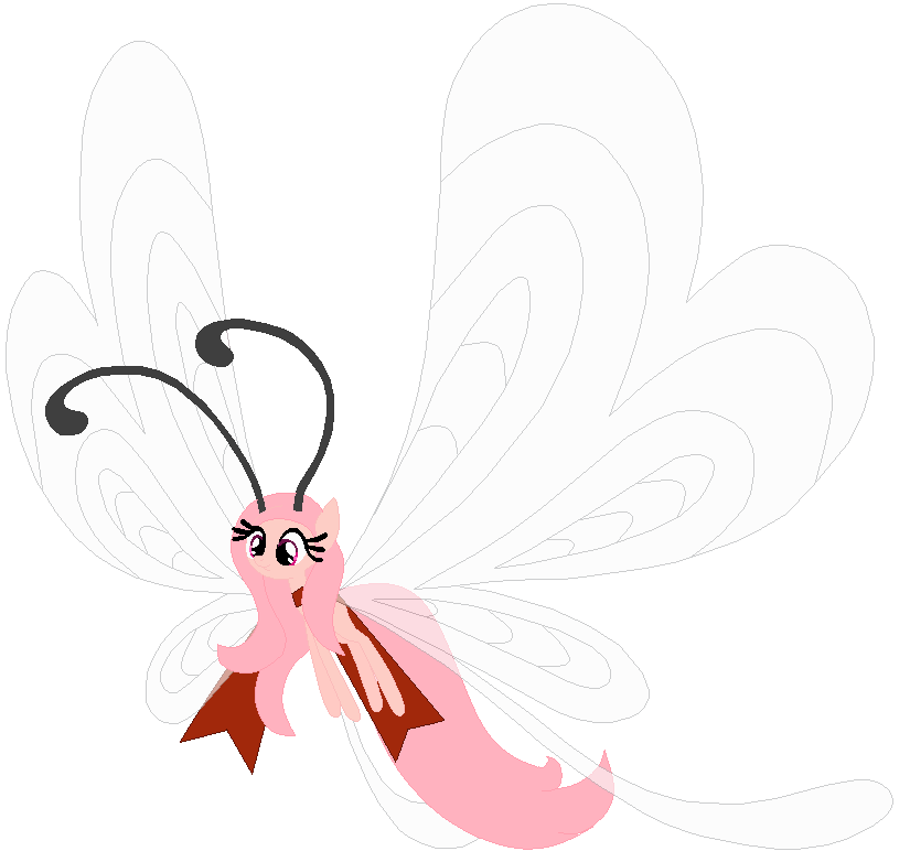 Ribombee breezie by ghosthogphantazia. Glitter clipart shiny