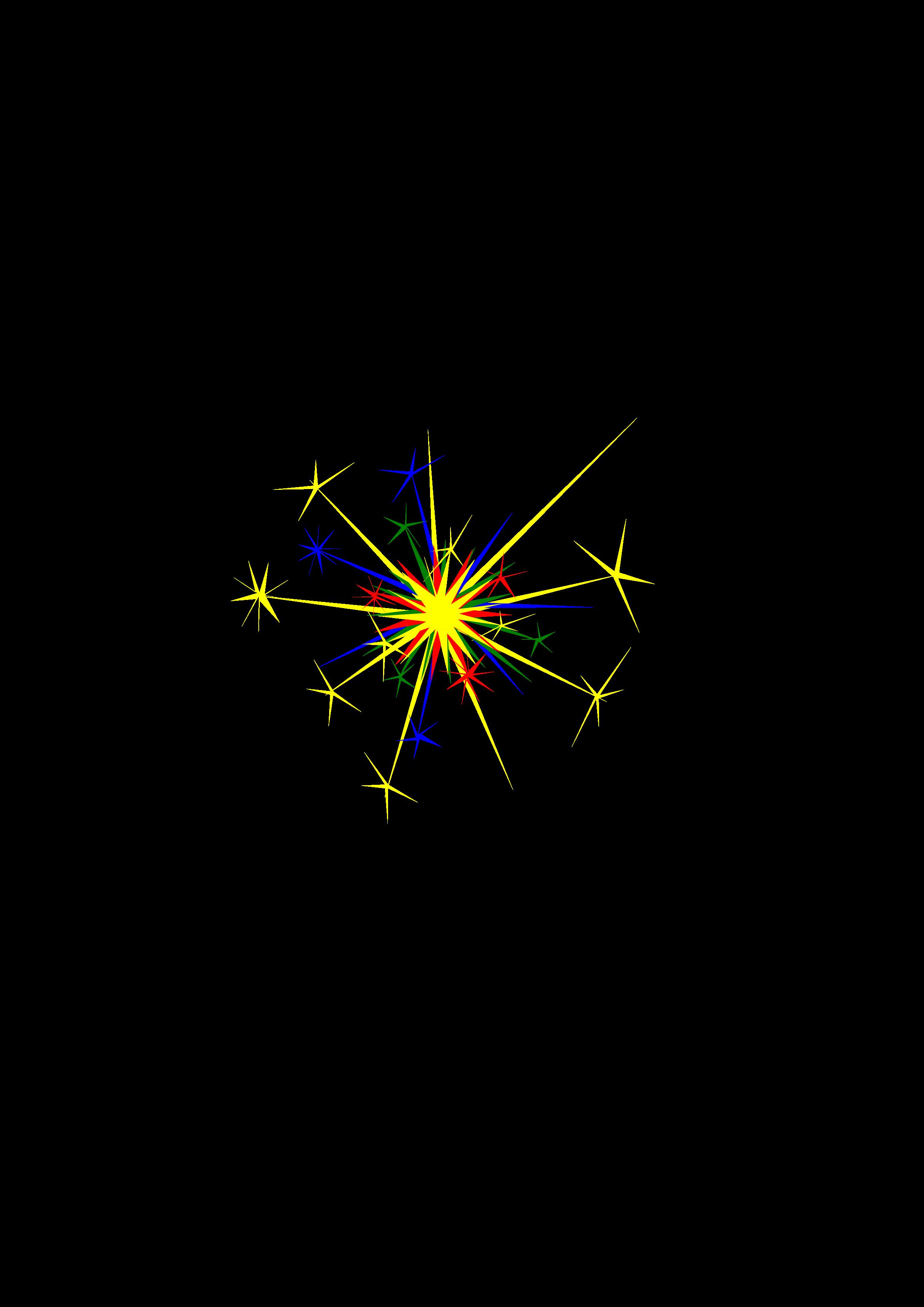 Glitter clipart sparkleclip. Multicolored sparkle icons png
