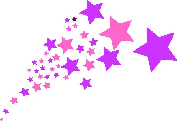 Free purple cliparts download. Glitter clipart star spray