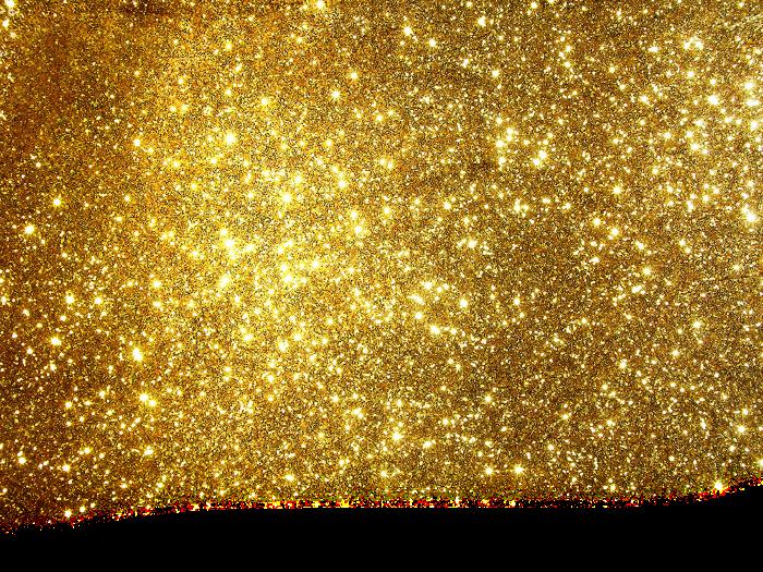Golden bokeh mask gold. Glitter clipart texture background