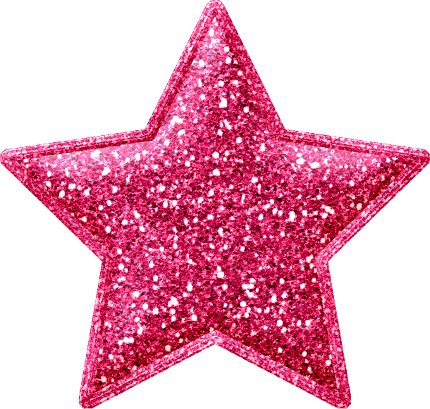nitwit collection pinterest. Glitter clipart twinkle star
