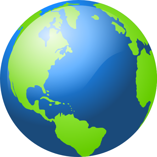 Earth clip art projects. History clipart globes