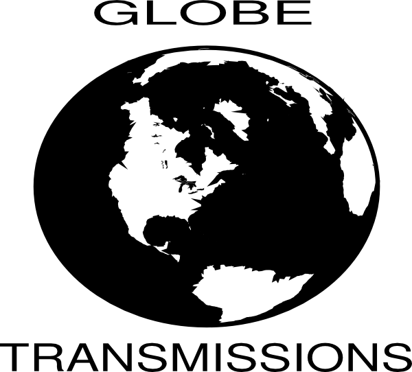 Globe clipart black and white. Image of