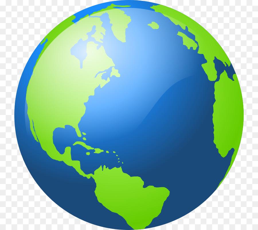 Globe clipart cartoon. Earth animation