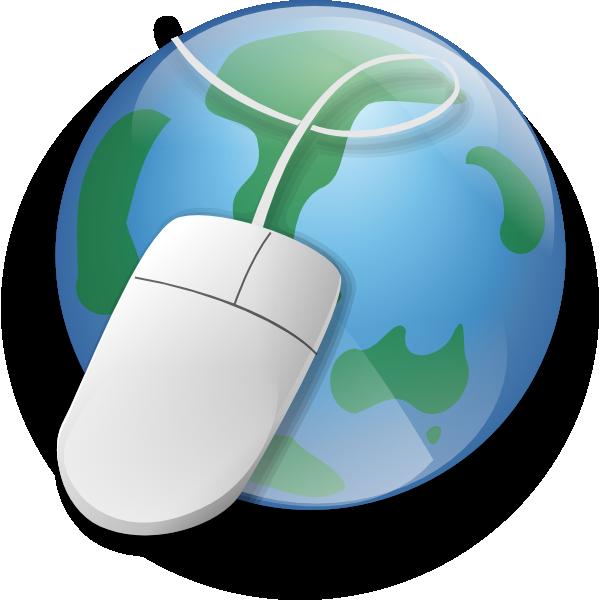 Globe clip art at. Website clipart web address