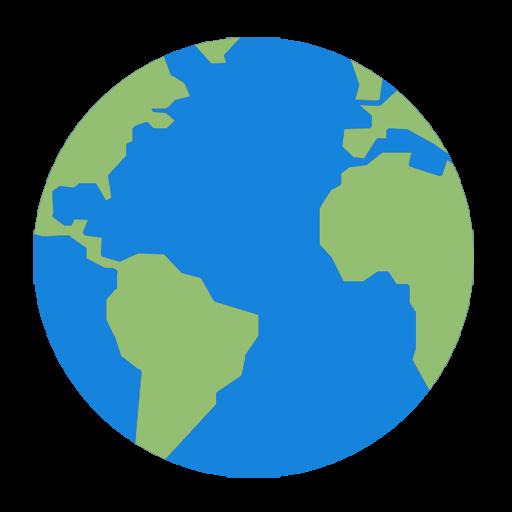 Modernxp modern xp iconset. Globe icon png