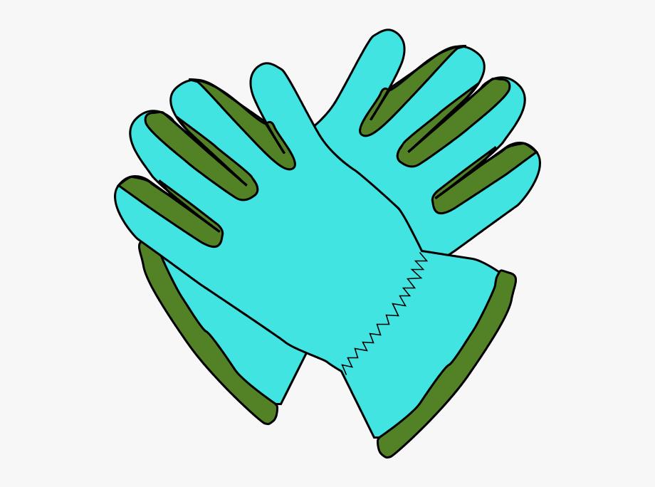 Gardener clipart garden glove. Gloves gardening