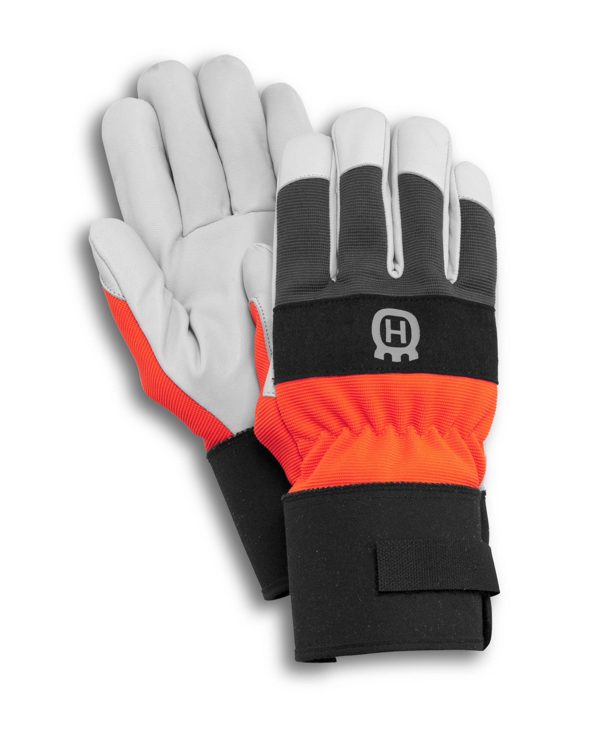 Husqvarna hd leather work. Gloves clipart golf glove
