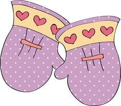 Free cooking gloves cliparts. Mittens clipart baking