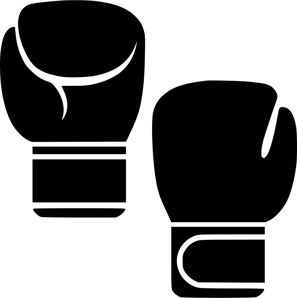 Gloves clipart svg. Boxing box png icon