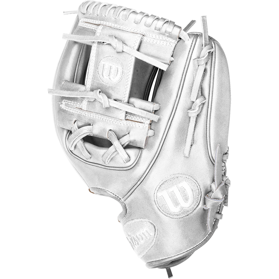 Wilson custom a k. Glove clipart catcher mitt