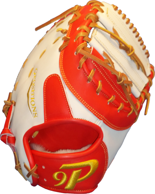 Design custom fielders . Glove clipart catcher mitt