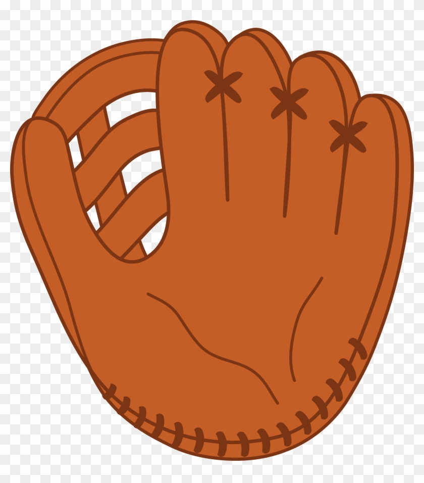 Leather baseball hd png. Glove clipart catcher mitt