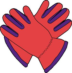Gloves at clker com. Glove clipart clip art