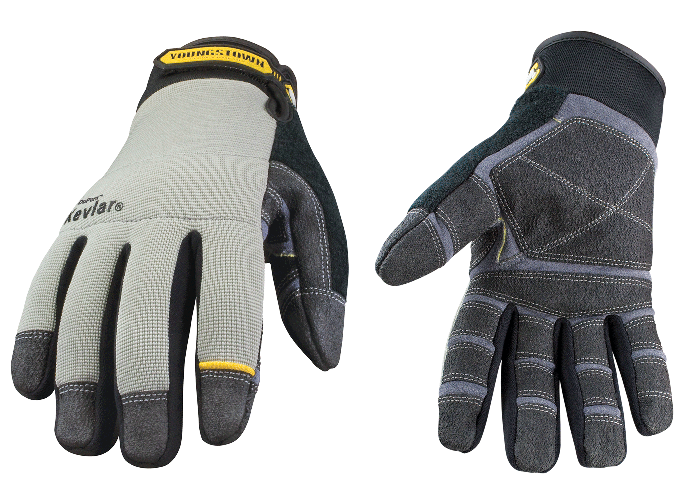 General utility lined w. Glove clipart cloth