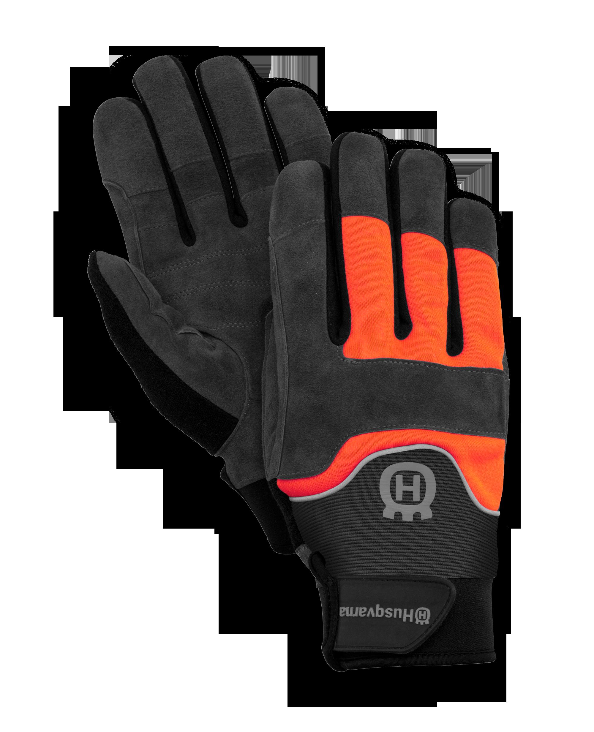 Husqvarna gloves technical light. Glove clipart cloth