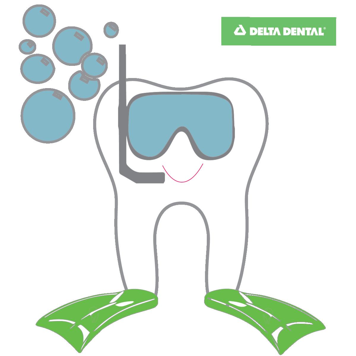 Smile safety tips for. Glove clipart dental