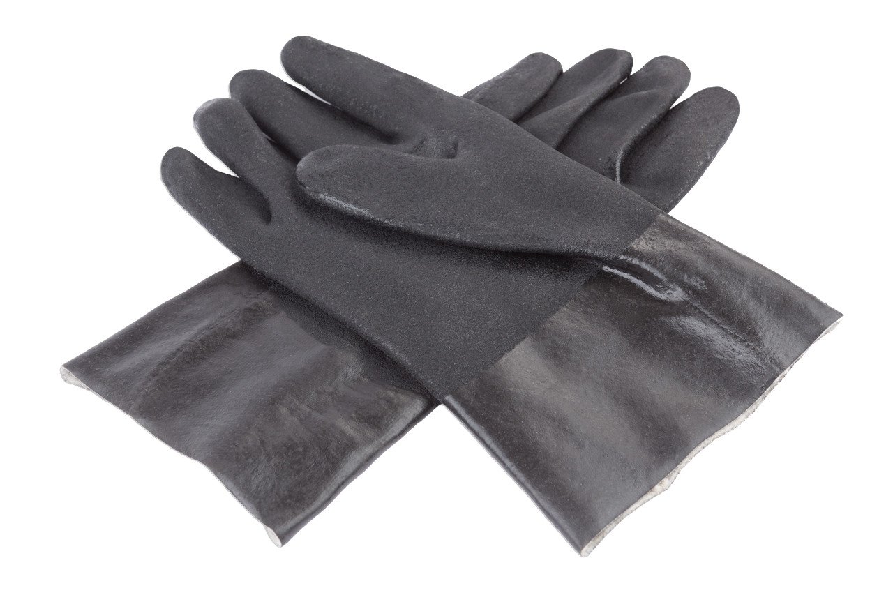 Glove clipart disposable glove. Green nitrile black pvc