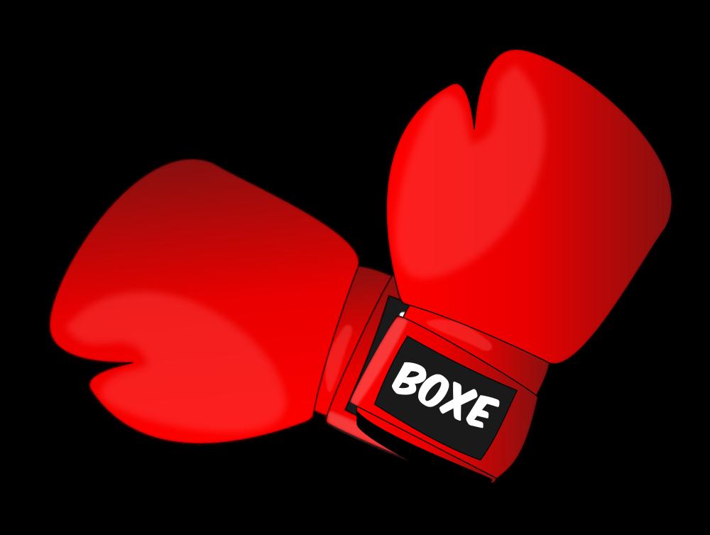 Glove clipart gants. Onlinelabels clip art boxing