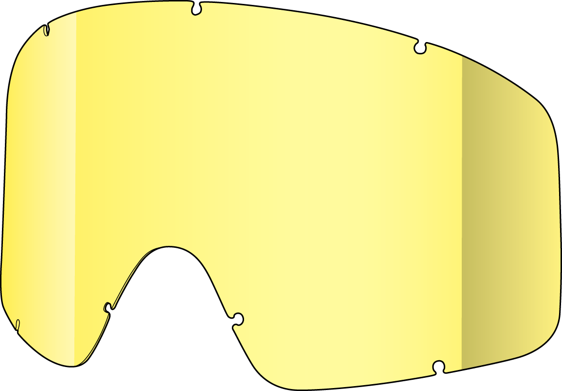 Glove clipart goggles. Shred replacement lenses monocle