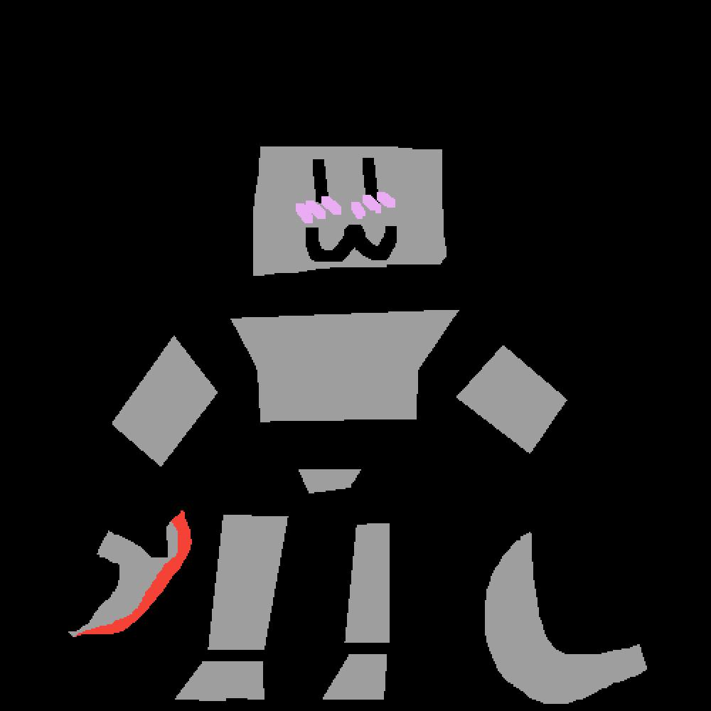 Glove clipart kawaii. Pixilart the destroyer by