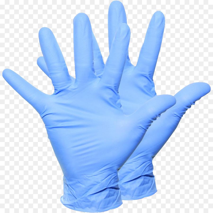 Gloves clipart blue glove. Hand cartoon clothing transparent