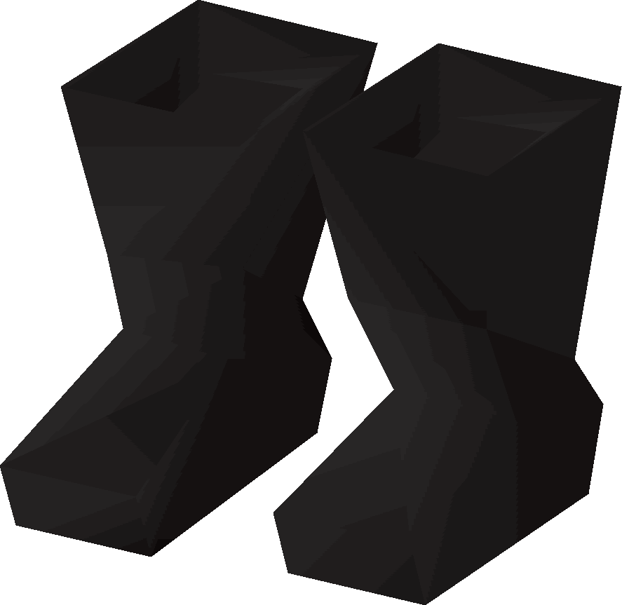 Boots old school runescape. Gloves clipart mime