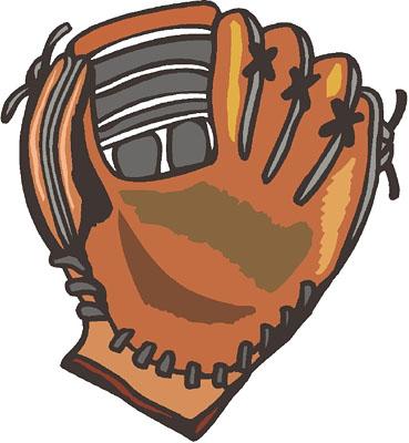 Glove clipart mit. Baseball free download clip