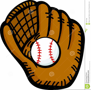 Baseball free images at. Glove clipart mit