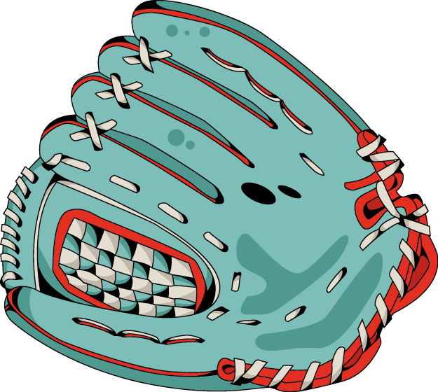 Baseball helmet clip art. Gloves clipart ski glove