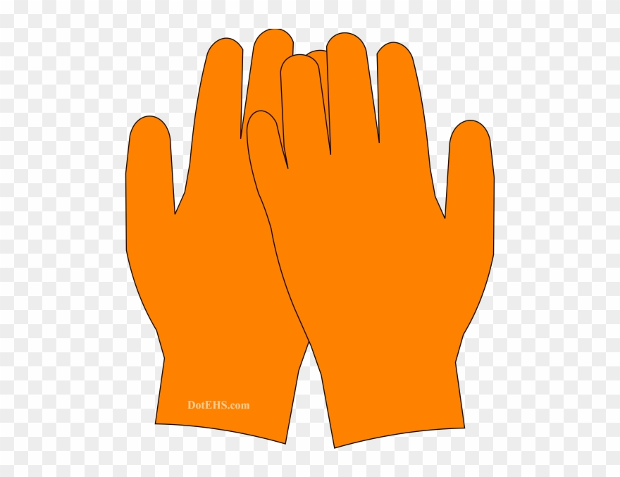 Goggles gesture png download. Gloves clipart safety glove