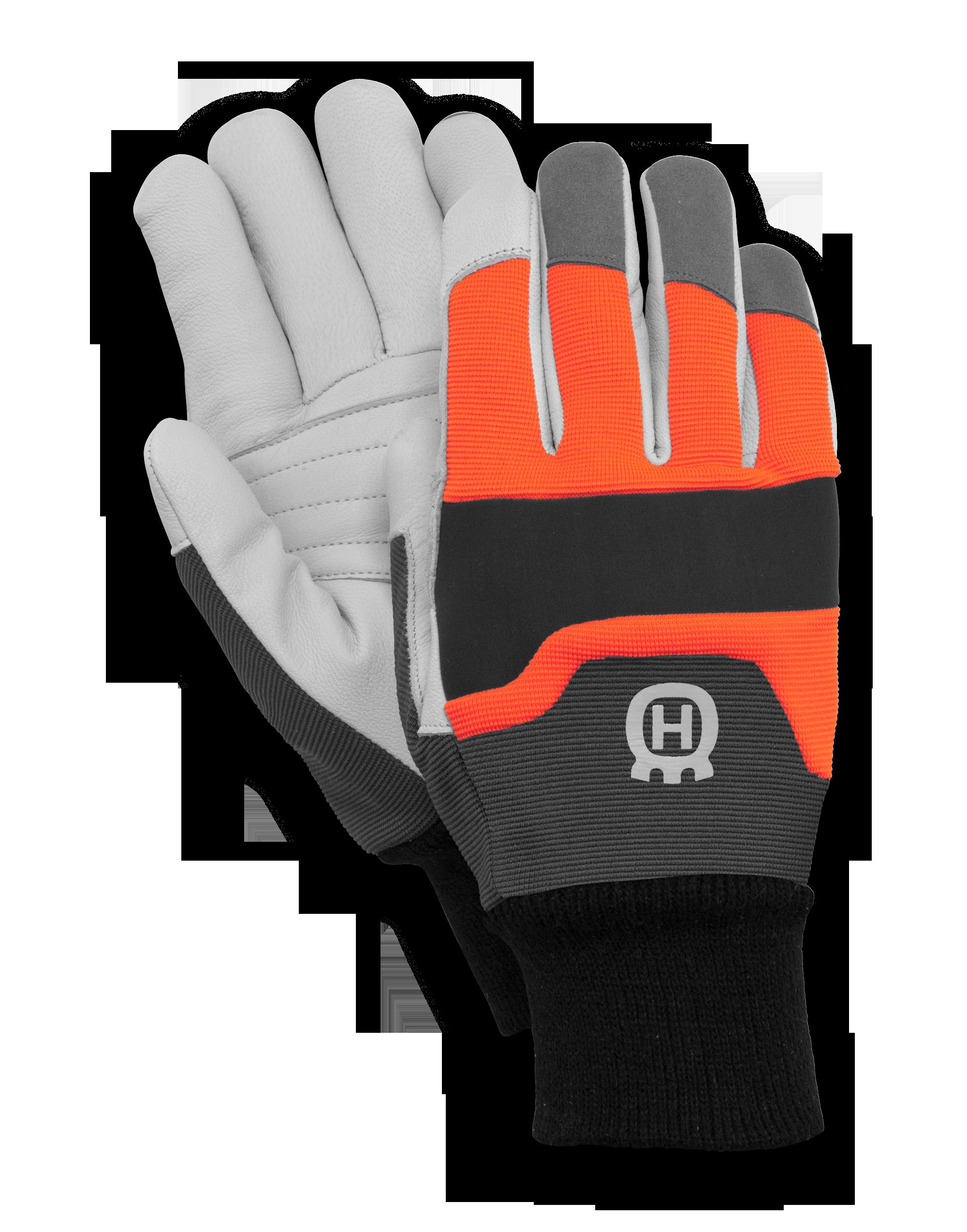 Mittens clipart woolen glove. Husqvarna gloves functional chainsaw
