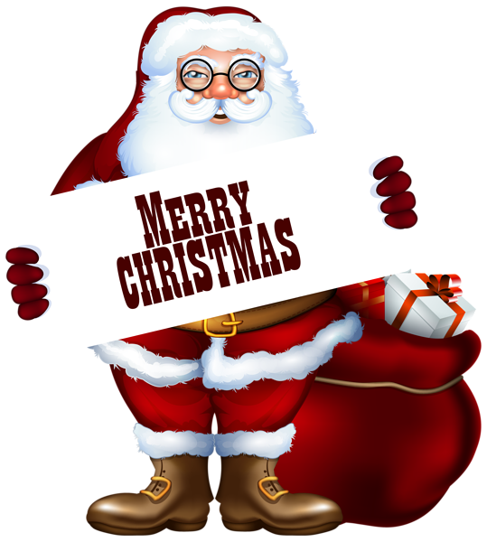 Gallery christmas png . Gloves clipart santa claus