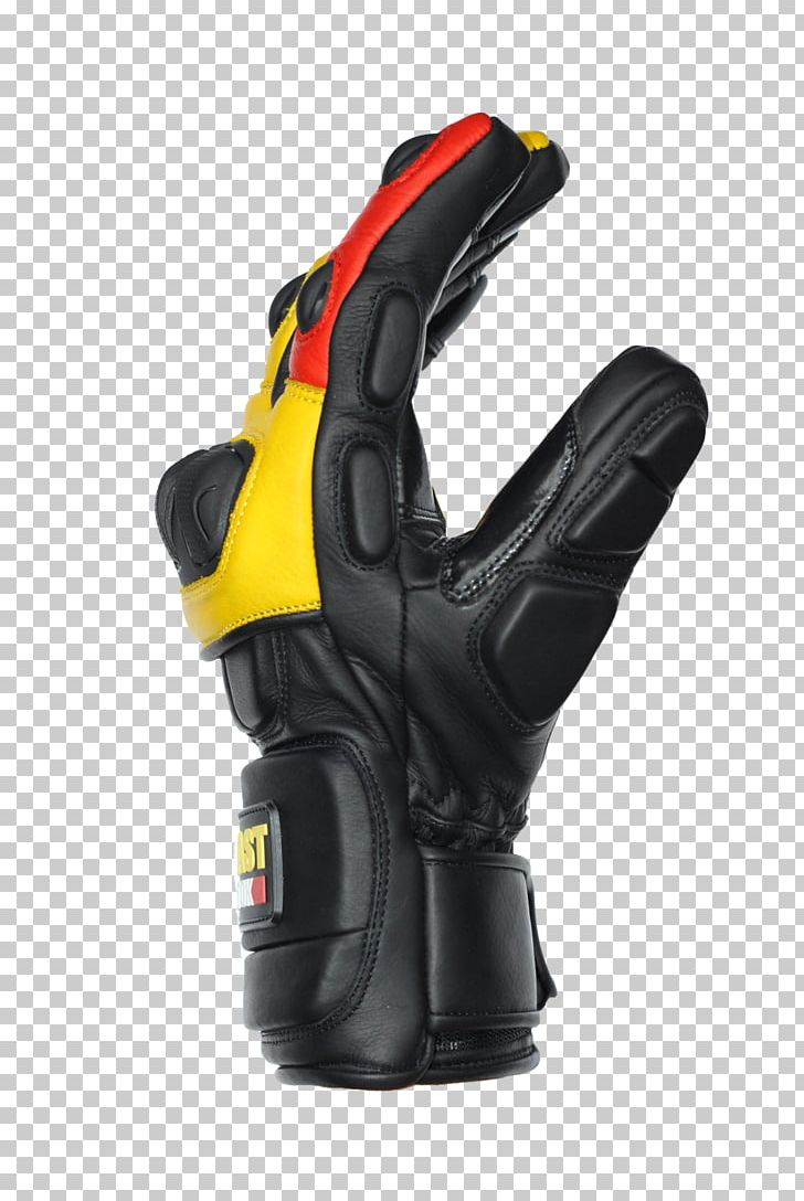 Lacrosse alpine skiing leather. Glove clipart ski glove