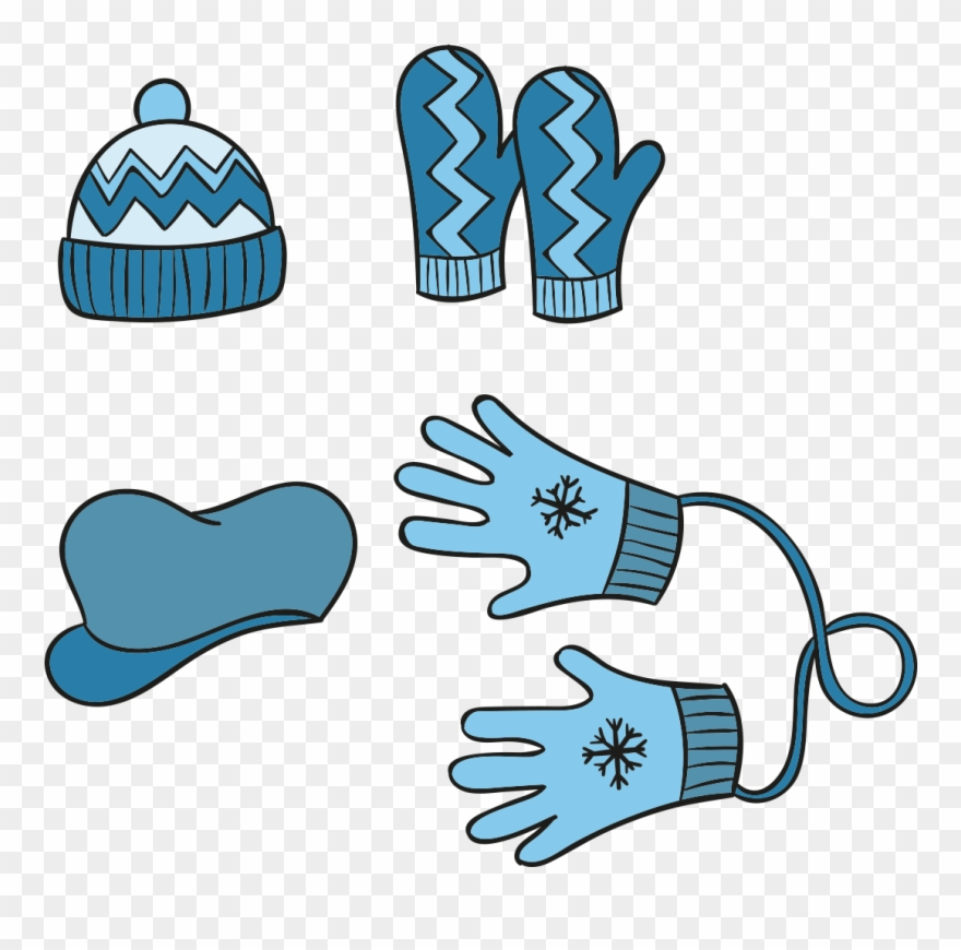 Png download . Gloves clipart snow jacket