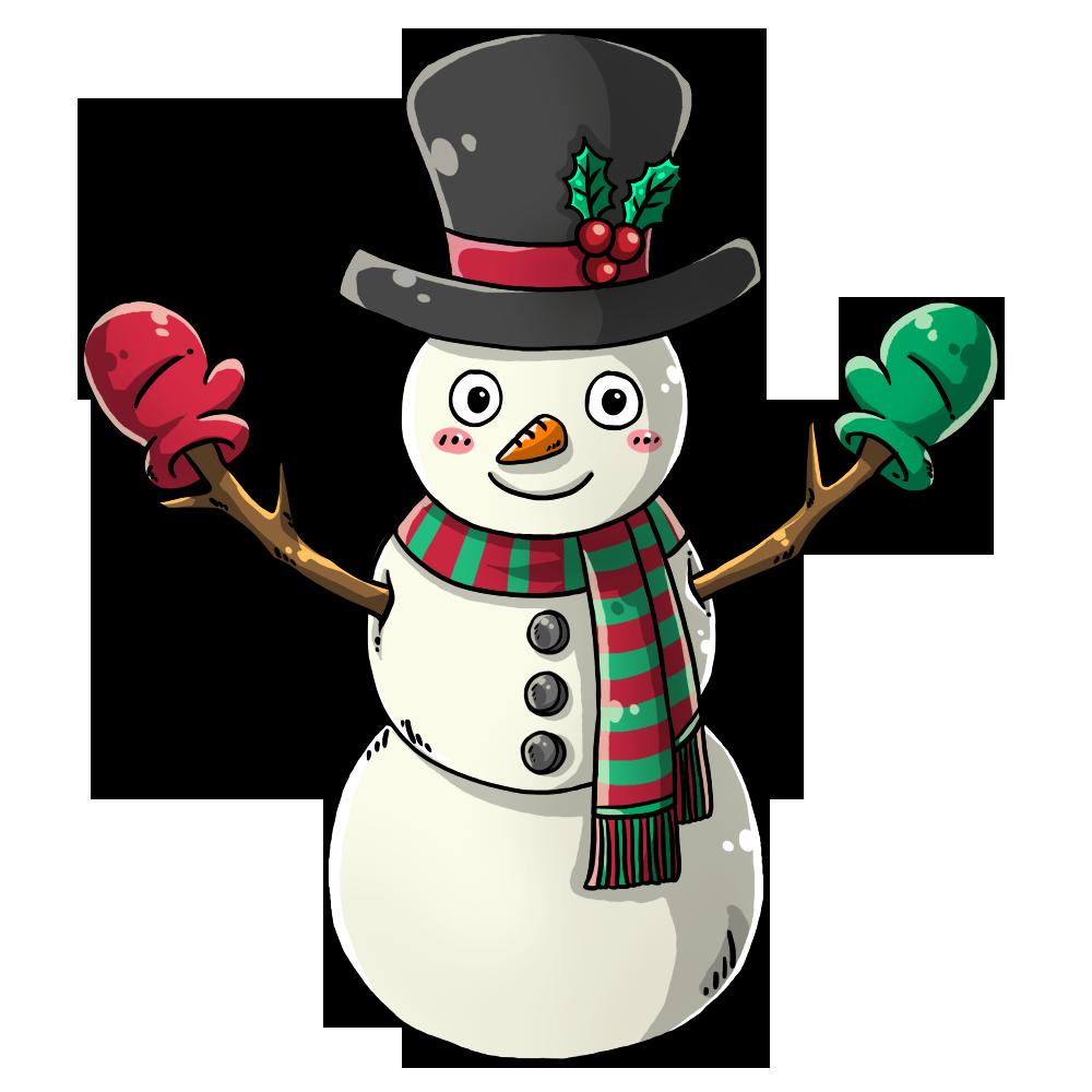 Pin by ella m. Glove clipart snowman