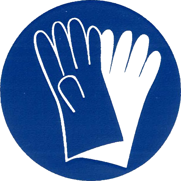 Gloves personal protective equipment. Glove clipart sterile glove