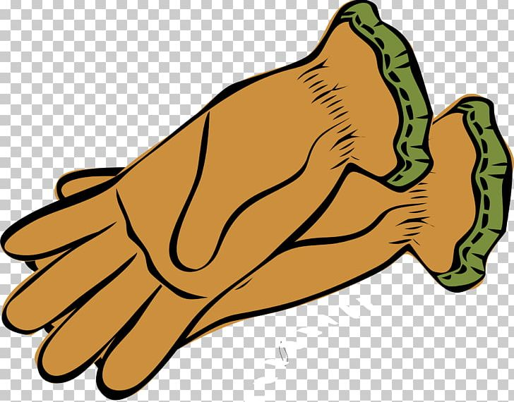 Glove garden png arm. Gloves clipart tool