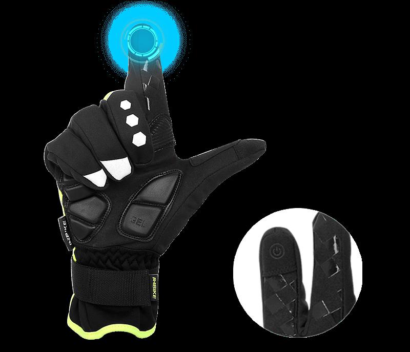 Glove clipart warm glove. Men s thermal touch