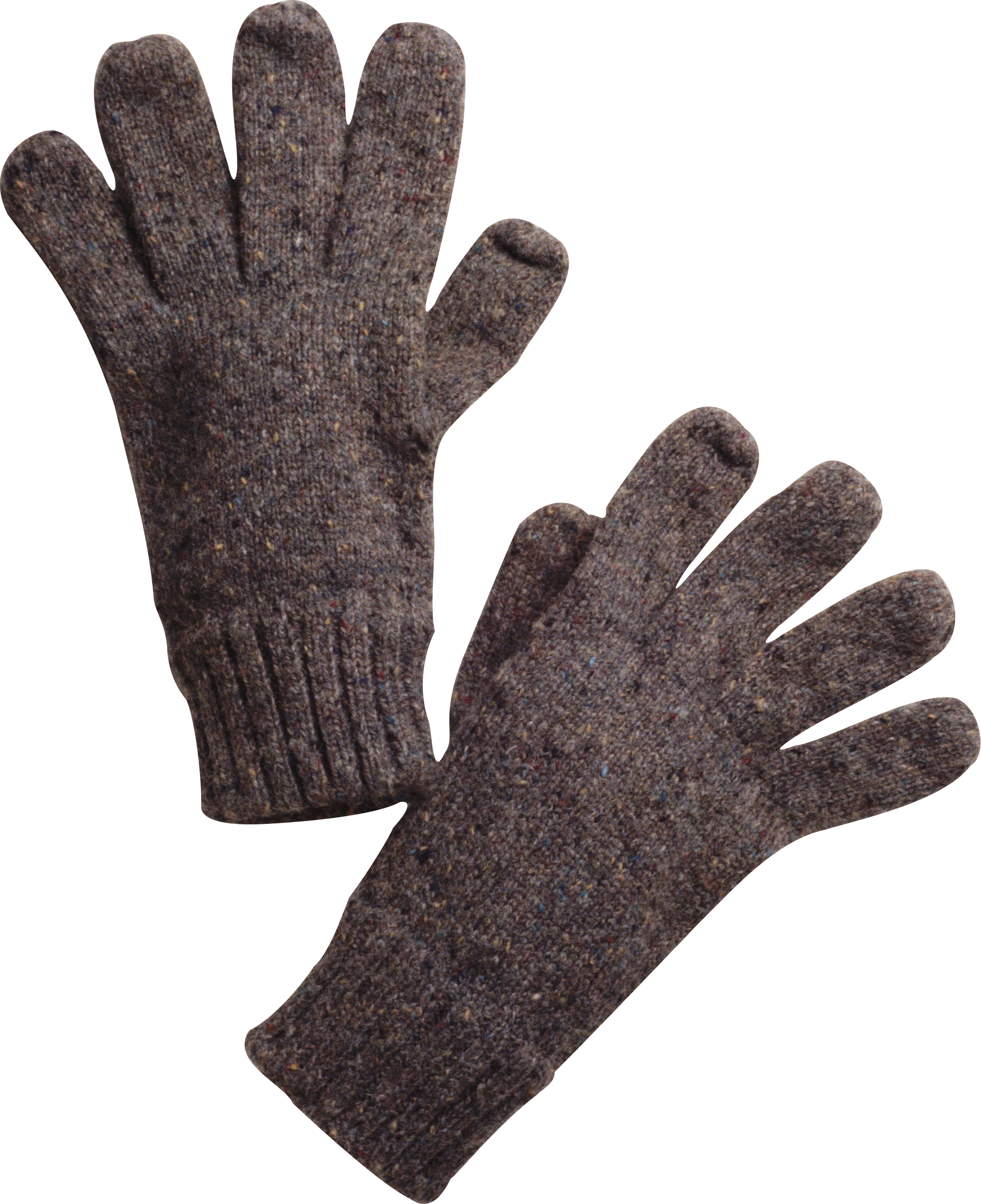 Winter gloves png image. Mittens clipart transparent background