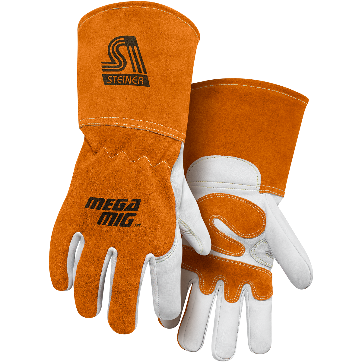 Steiner industries mega glove. Welding clipart mig welding