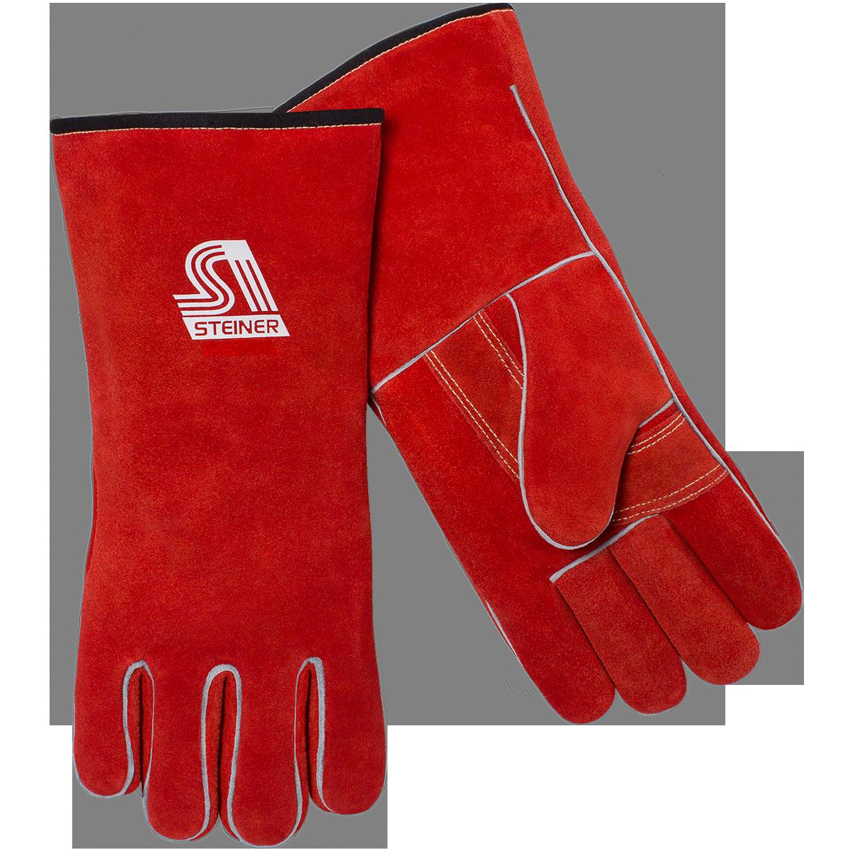 Stick steiner industries made. Glove clipart welding glove