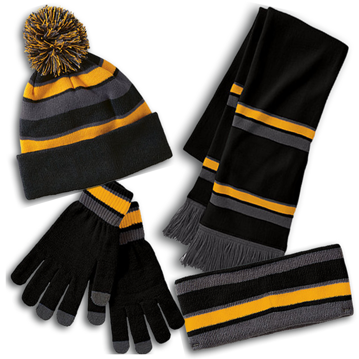 Gloves clipart woolen cap. Holloway knit wear headband